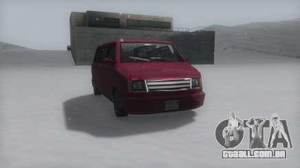 Moonbeam Winter IVF para GTA San Andreas