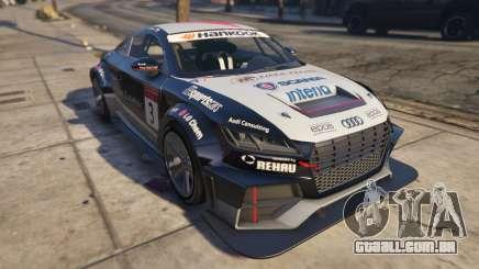 Audi TT cup 2015 para GTA 5