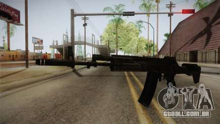 Call of Duty Ghosts - AK-12 para GTA San Andreas