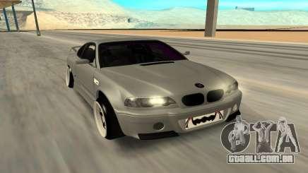 Nissan Silvia S15 Face BMW 46 para GTA San Andreas