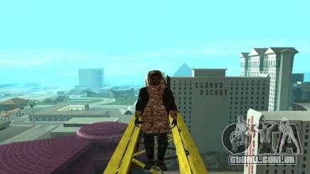 Grove Street Gang para GTA San Andreas