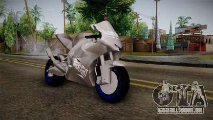 Dark Light Motorcycle para GTA San Andreas