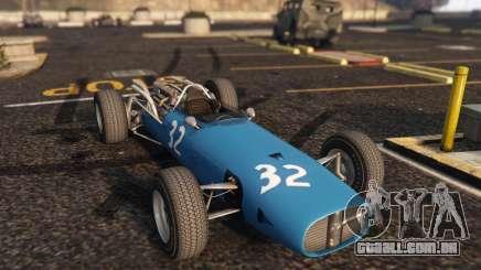 Cooper F12 1967 v2 para GTA 5