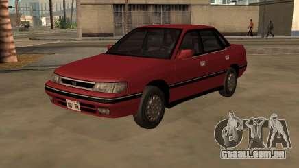 Subaru Legacy 1992 para GTA San Andreas