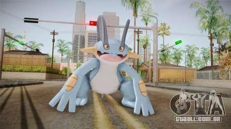Pokémon XY - Swampert para GTA San Andreas