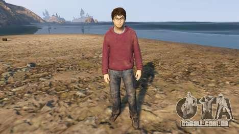 Harry Potter Update para GTA 5