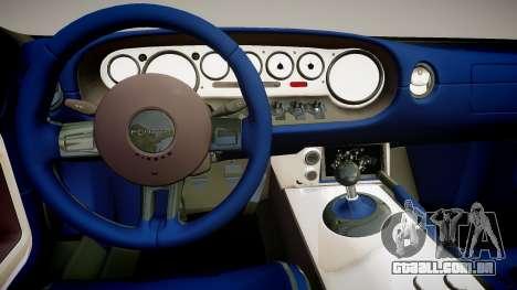 2006 Ford GTX1 para GTA 4