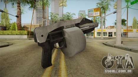 GTA 5 DLC Bikers Weapon 2 para GTA San Andreas