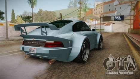 GTA 5 Comet Retro para GTA San Andreas