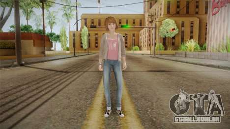 Life Is Strange - Max Caulfield EP1 v2 para GTA San Andreas