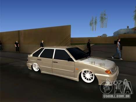 VAZ 2114 BPAN para GTA San Andreas