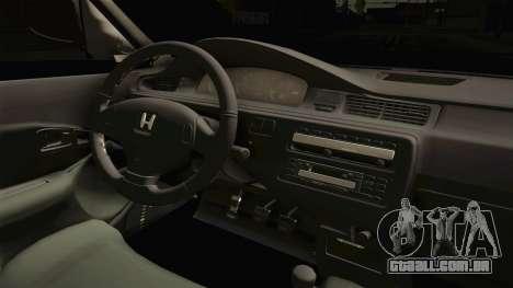 Honda Civic 1.6 iES para GTA San Andreas