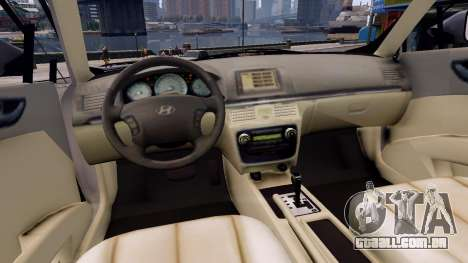 Hyundai Sonata 2011 para GTA 4