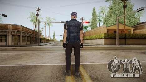 GTA 5 Online DLC Biker v2 para GTA San Andreas