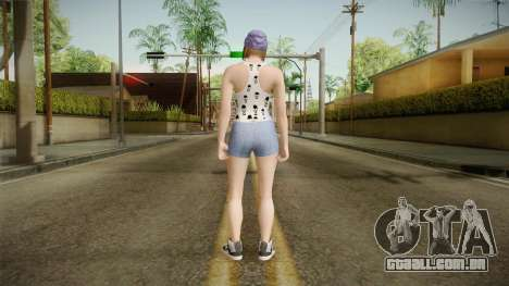 Female Skin 3 from GTA 5 Online para GTA San Andreas