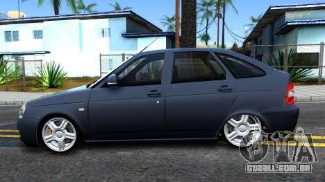 Estoque VAZ 2172 para GTA San Andreas