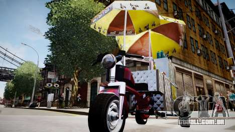 Hotdog Express para GTA 4
