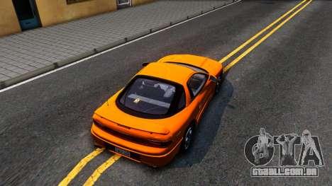Mistubishi 3000GT 1992 para GTA San Andreas