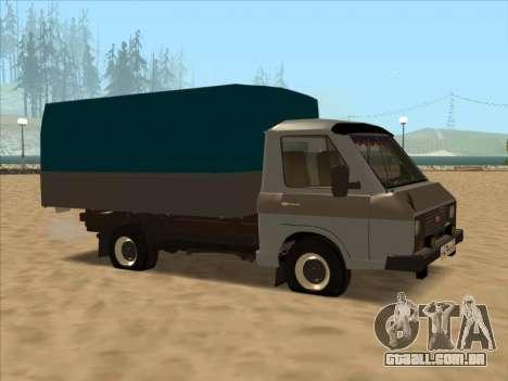 RAF-33111 para GTA San Andreas