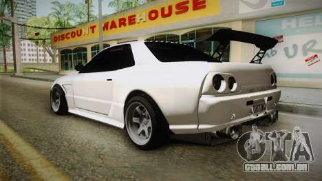 GTA 5 Annis Elegy Retro Custom para GTA San Andreas
