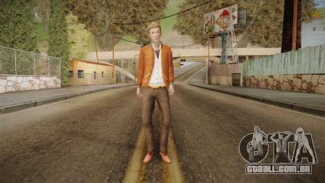 Life Is Strange - Nathan Prescott v3.1 para GTA San Andreas