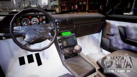 FSO Polonez TAXI para GTA 4