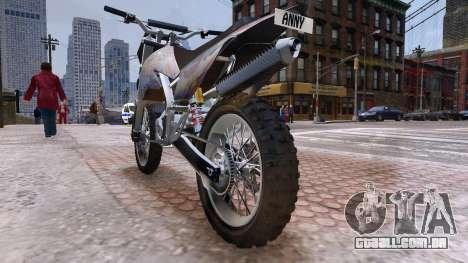 GTA V Sanchez Mod para GTA 4