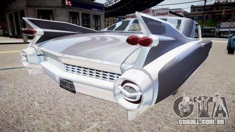 Cadillac Eldorado v2 para GTA 4
