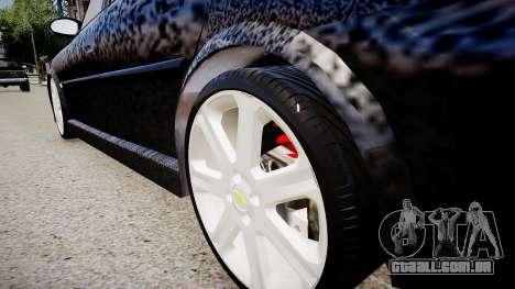 Chevrolet Vectra CD para GTA 4