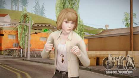 Life Is Strange - Max Caulfield Everyday Hero para GTA San Andreas