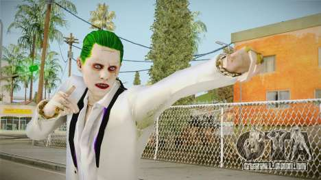 Joker White Suit para GTA San Andreas
