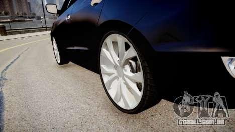 Hyundai ix35 DUB para GTA 4