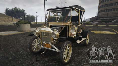 Ford T 12 model 2