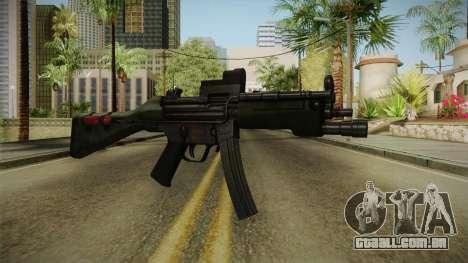 Killing Floor MP5M para GTA San Andreas