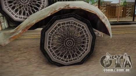 Ônibus De Cthulhu para GTA San Andreas