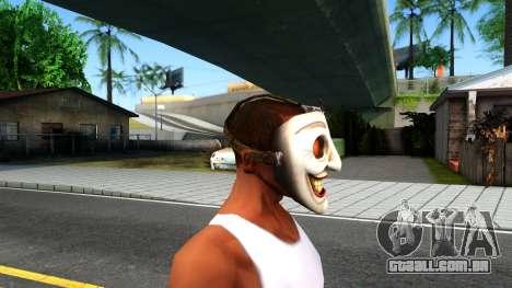 Joker Clan Mask From Injustice Gods Among Us para GTA San Andreas