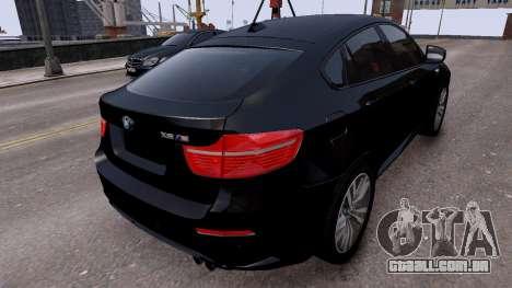 BMW X6M by DesertFox v.1.0 para GTA 4