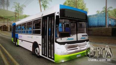 Italbus Bello 2016 Mendoza para GTA San Andreas