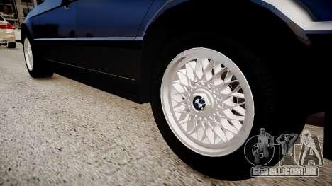 BMW 535i E34 v3.0 para GTA 4