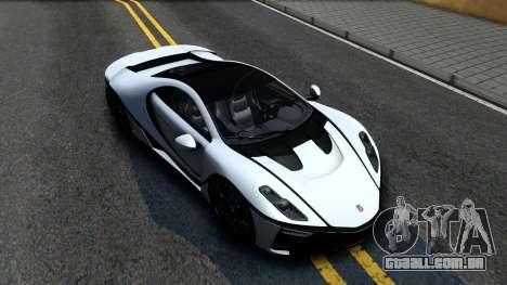 GTA Spano 2015 para GTA San Andreas
