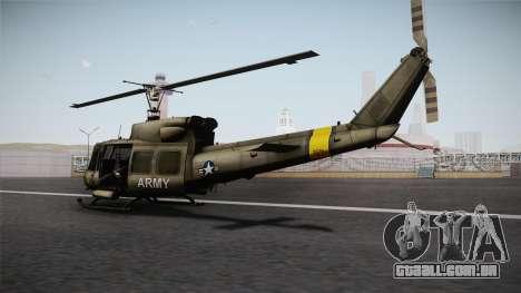 Bell UH-1N para GTA San Andreas