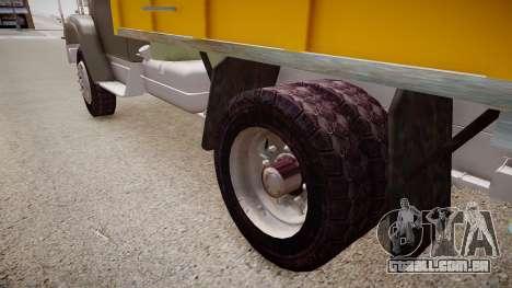 ZIL 4331 Caminhão de Lixo para GTA 4