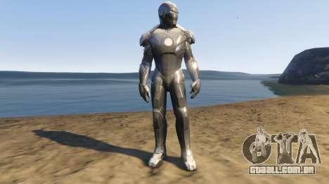 Iron Man Mark 2 para GTA 5