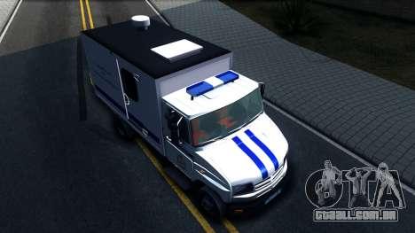 ZIL 5301 Bull Paddy para GTA San Andreas