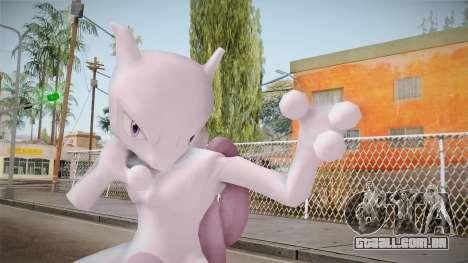 Dancing Pokemon Band - Mewtwo para GTA San Andreas