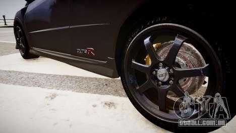 Honda Civic Type R Mugen '2010 v1.5 para GTA 4