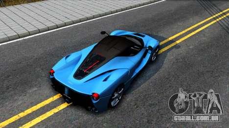 Ferrari LaFerrari para GTA San Andreas