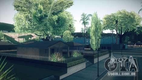 ENBSeries Dark green (Medium PC) para GTA San Andreas
