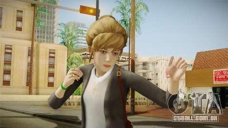 Life Is Strange - Kate Marsh para GTA San Andreas