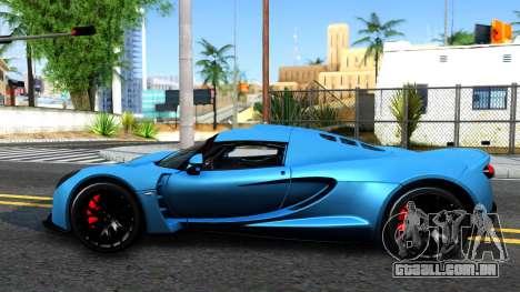 Hennessey Venom GT para GTA San Andreas
